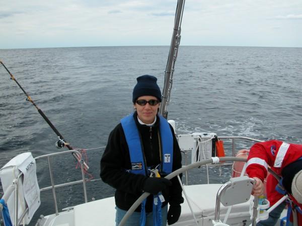 Vanish: A Year at Sea
